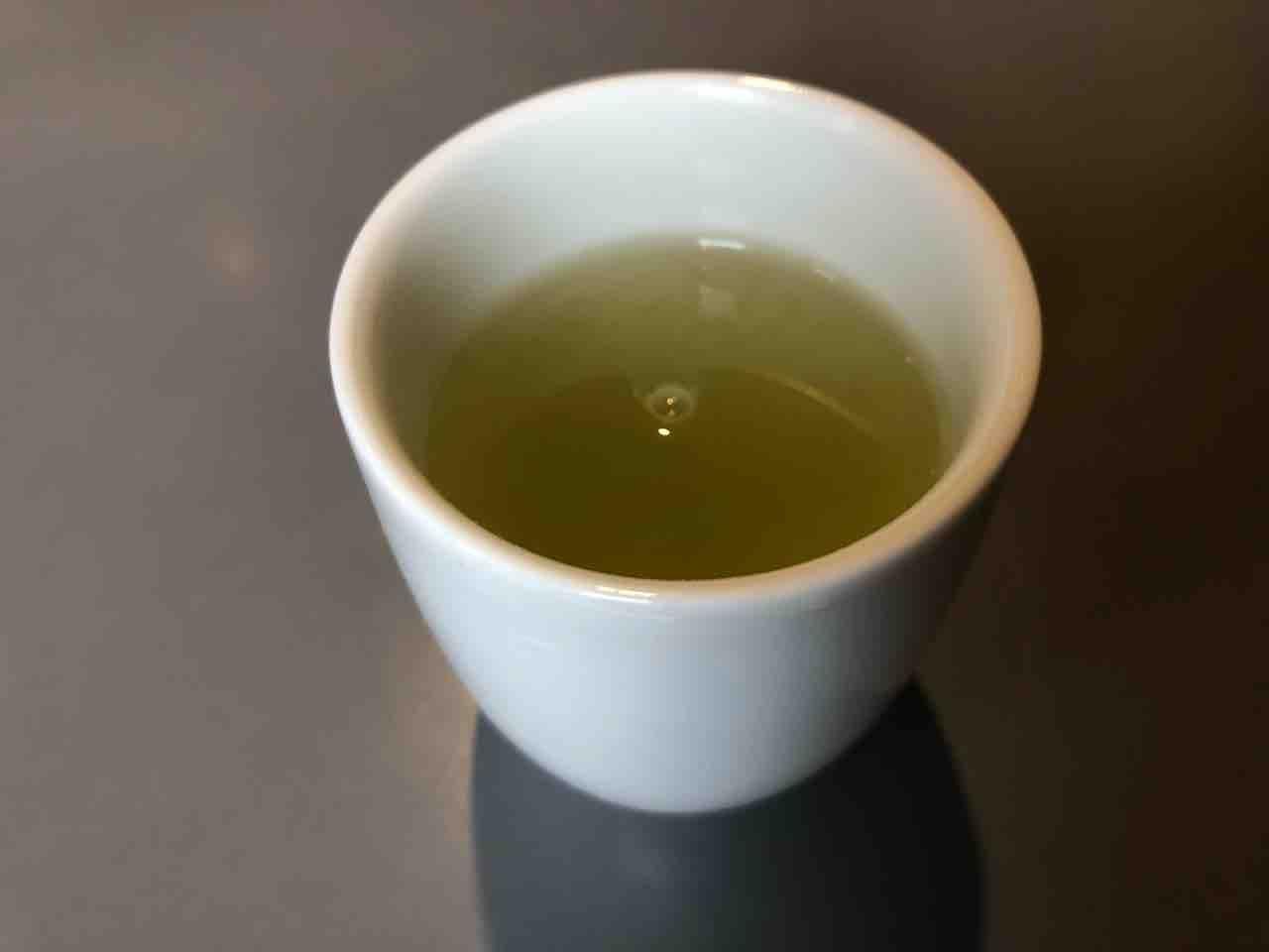 『COFFEE クウェッション』こぶ茶のサービス
