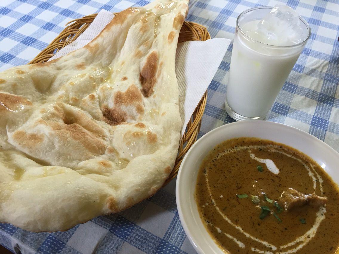 「インド料理 アナンダ―」ランチ