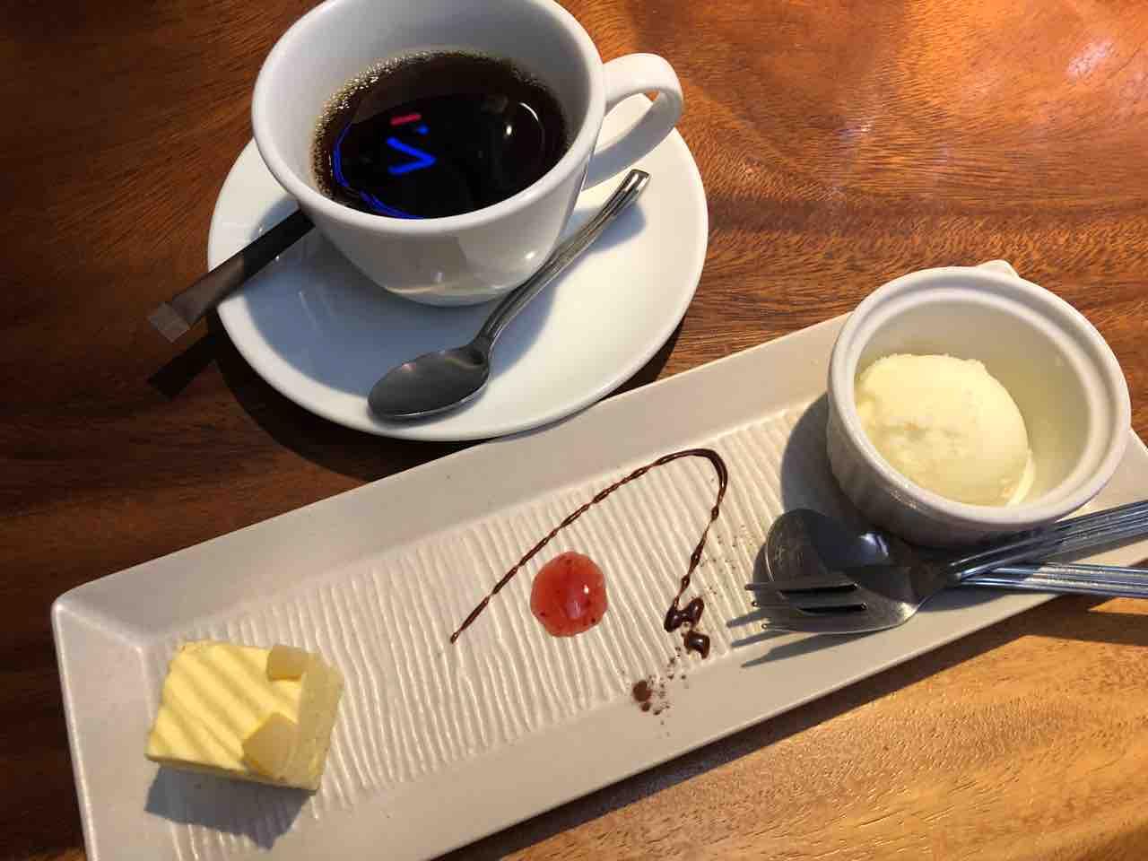 『和dining 楽喰』ランチ・デザート、飲み物