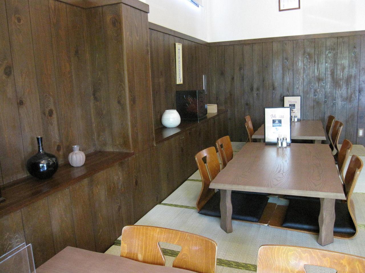 石窯珈琲と抹茶 山手珈琲店