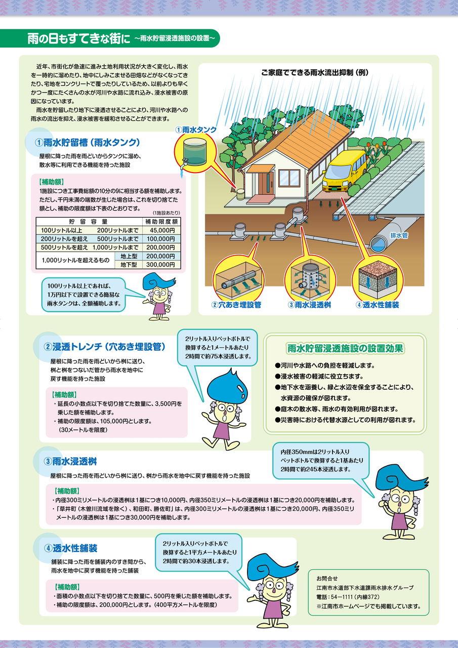 江南市ハザードマップ9