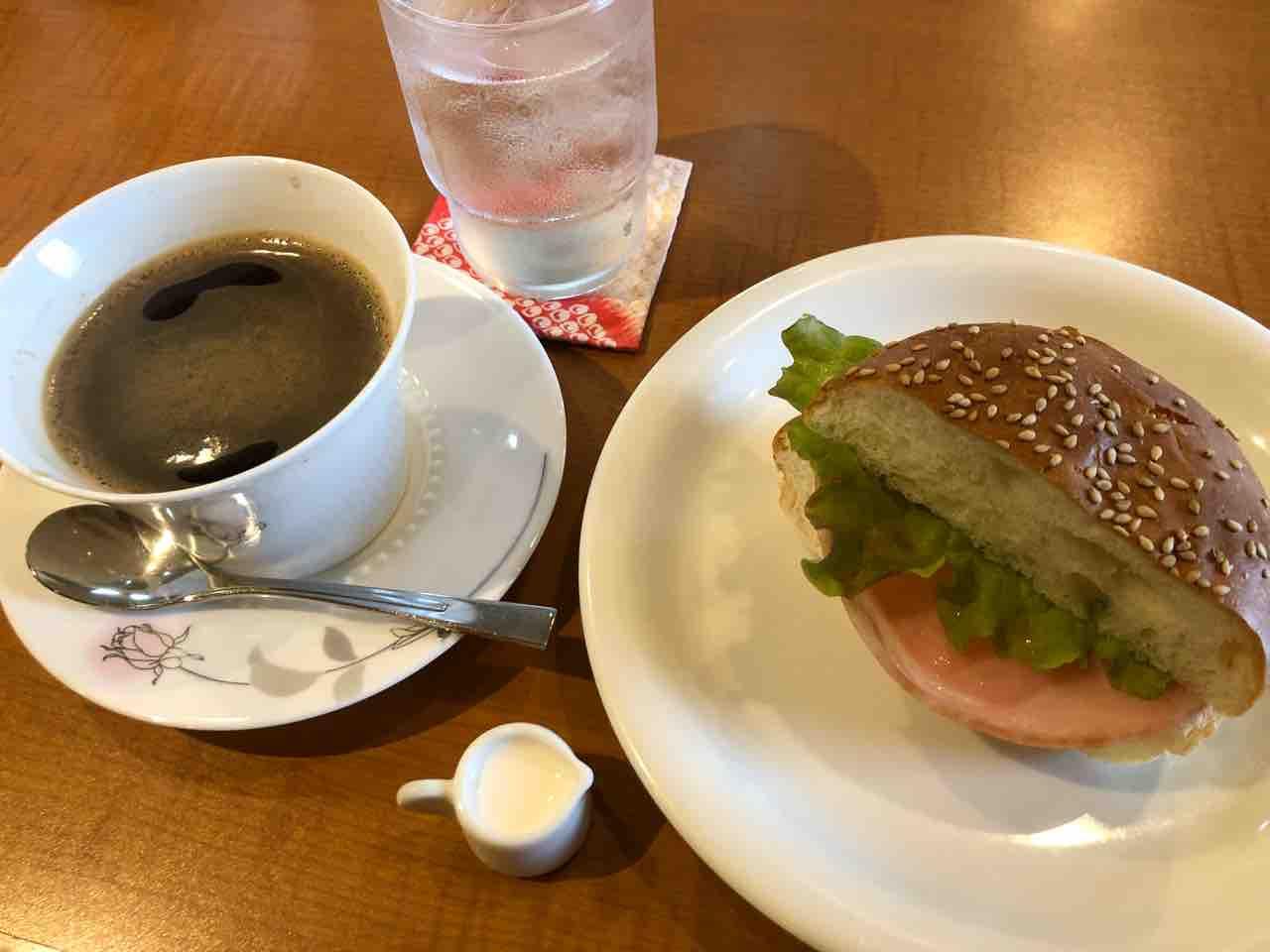 『カフェベジ サオーレ』モーニング