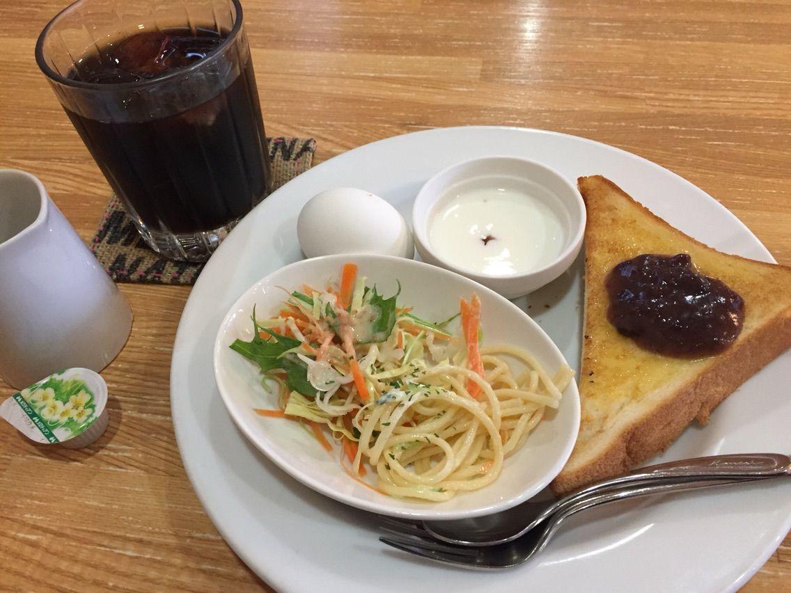 『珈琲とフレンチトーストの美味しいお店・ひだまり Cafe あむ 』12種類から選べる一日中モーニング♪