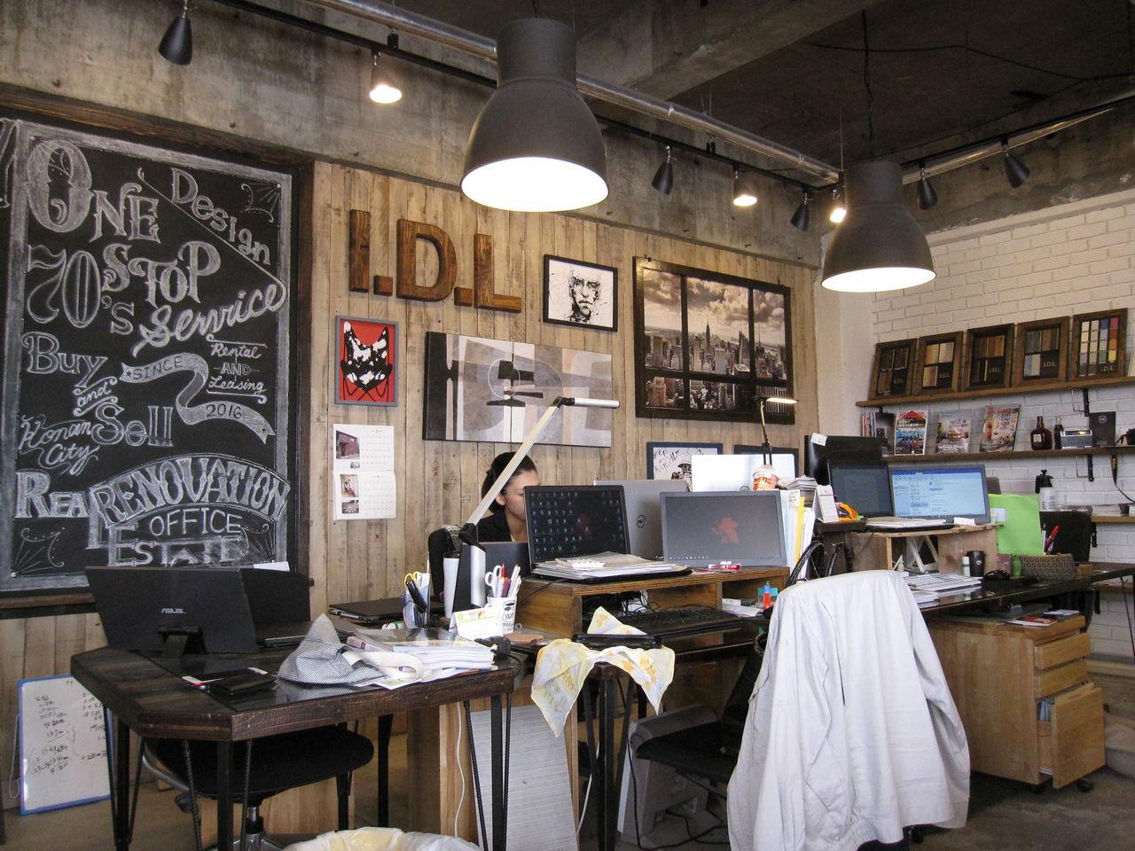 『I.D.L COMPANY(アイ.ディー.エル カンパニー)』オフィス