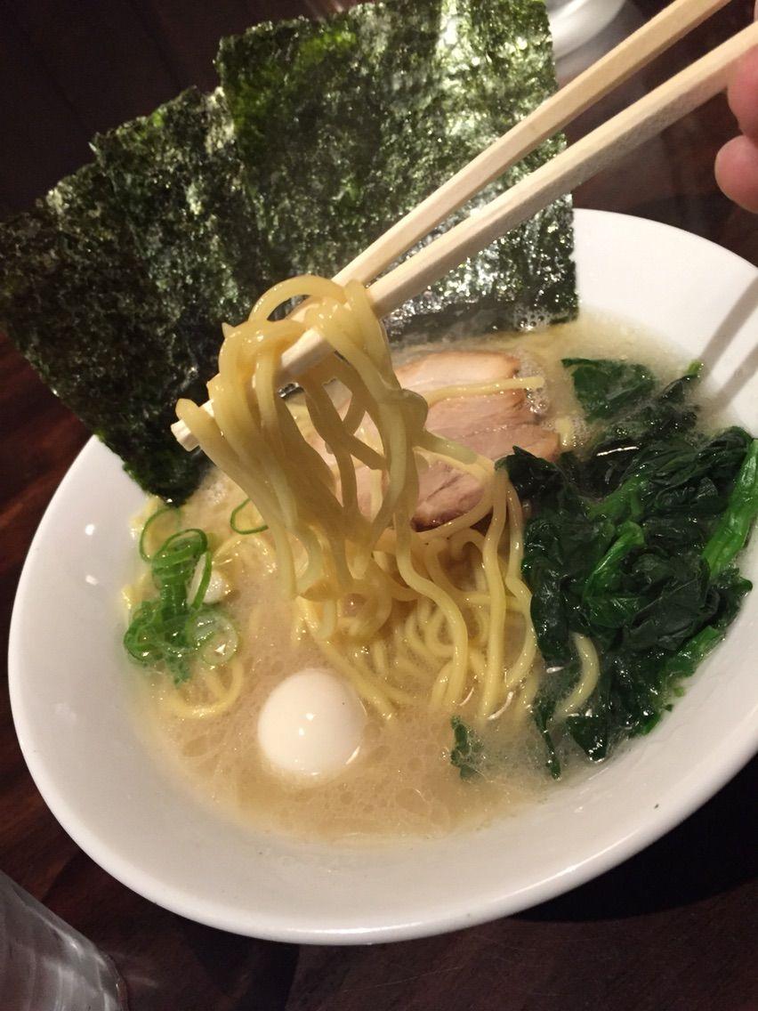 Café 来珈豆(ラコス)「横浜ラーメン」