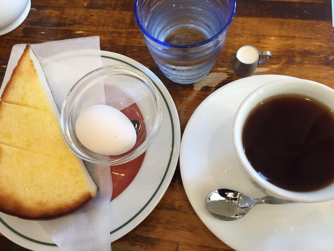 『coffee & jazz 自家焙煎 mon Oncle(モノンクル)』モーニング