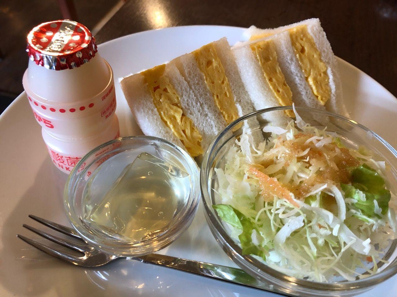 『ダイニングカフェ オーレ(Dining Café ORÉ)』モーニング