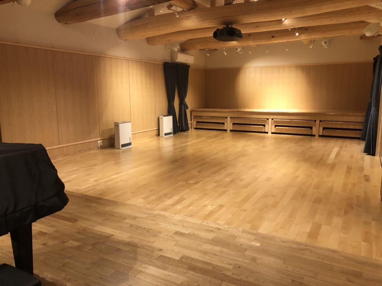 永正寺蔵ホール