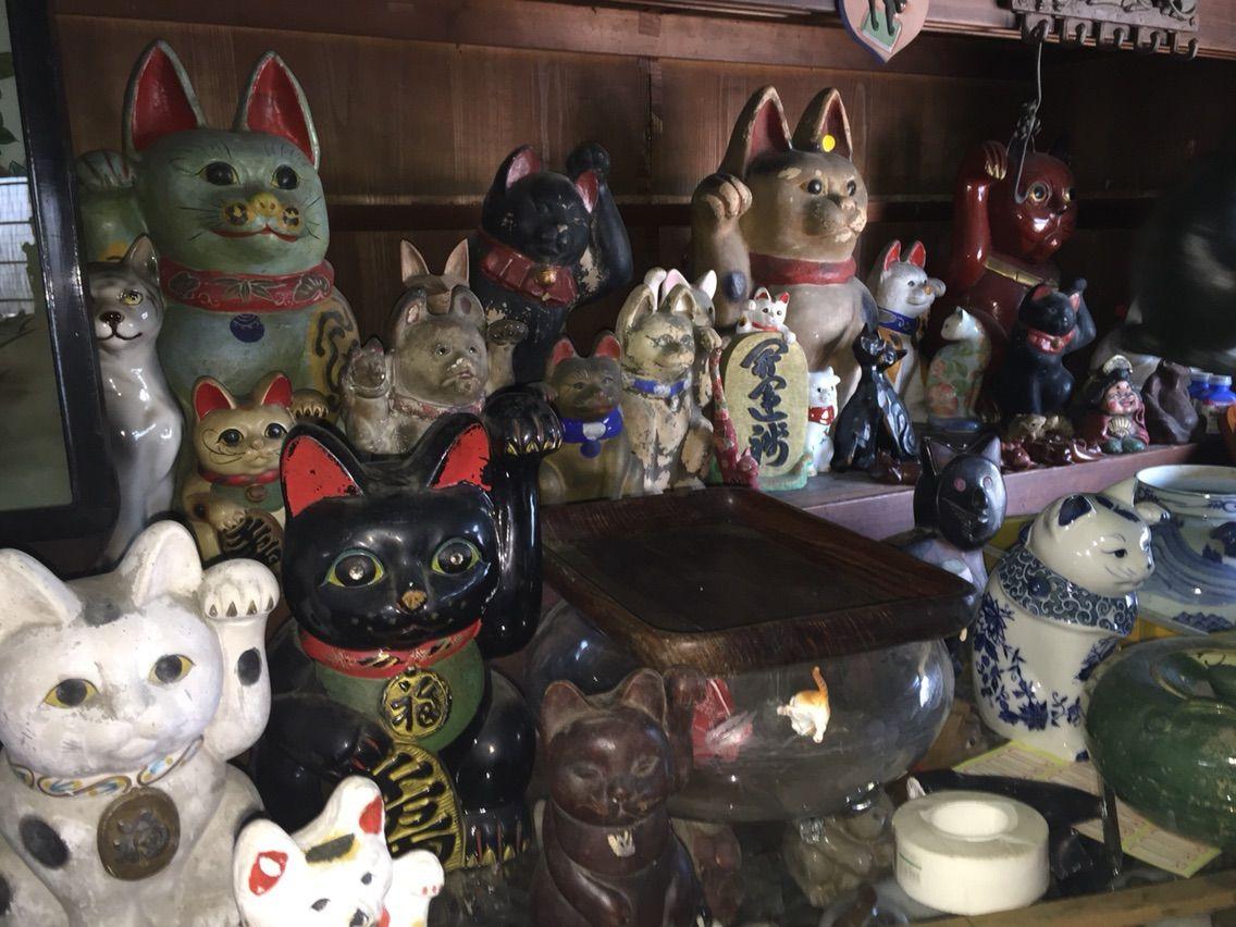 「まねき猫博物館」